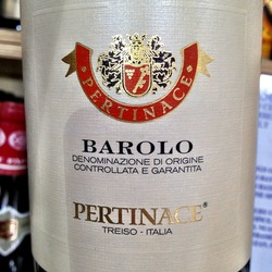 Pertinace Barolo  Wine