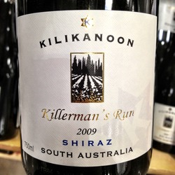 Kilikanoon Killerman's Run Shiraz  Wine