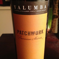 Patchwork Barossa Shiraz  Wine