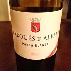 Marqués d Alella Pansa Blanca  Wine