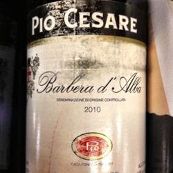 Pio Cesare Barbera d'Alba  Wine