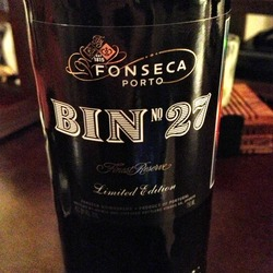 Fonseca Limited Edition Bin No .27  Wine
