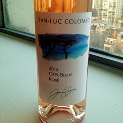 Jean-Luc Columbo Cape Bleue Rosé  Wine