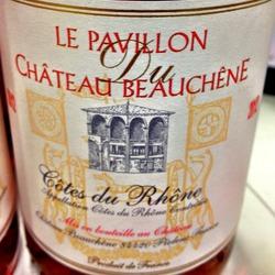 Le Pavillon Château Beauchene Rosé  Wine