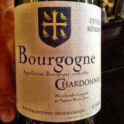 Cave de Buxy Bourgogne Blanc  Wine