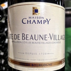 Maison Champy Côte de Beaune-Villages  Wine
