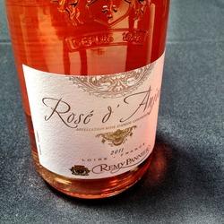 Rosé d'Anjou Rémy Pannier  Wine