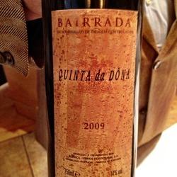 Quinta da Dona Bairrada   Wine