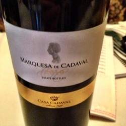 Marquesa de Cadaval  Wine