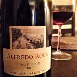 Alfredo Roca Pinot Noir  Wine
