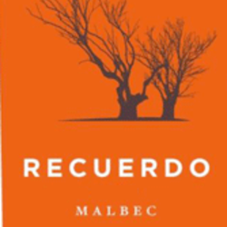 Recuerdo Malbec  Wine
