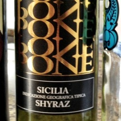 Pone Sicilia Shyraz  Wine