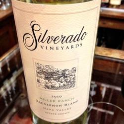 "Silverado ""Miller Ranch"" Sauvignon Blanc  Wine"