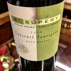 St Supéry Cabernet Sauvignon  Wine