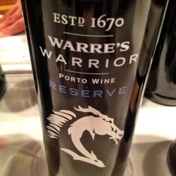 Warre's Warrior Reserve  Wine