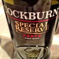 Cockburn's Special Reserve Porto  Wine