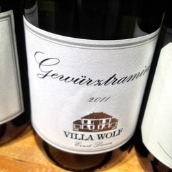 Villa Wolf Gewürztraminer  Wine