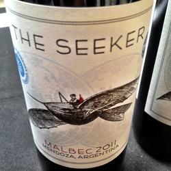 The Seeker Malbec  Wine