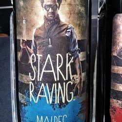 Stark Raving Malbec  Wine
