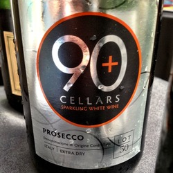 90+ Cellars Prosecco  Wine