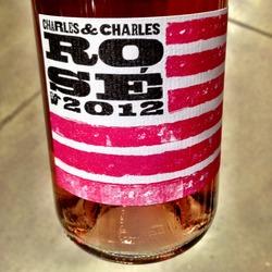 Charles & Charles Rosé  Wine