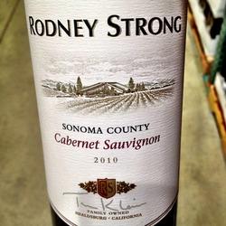 Rodney Strong Cabernet Sauvignon  Wine