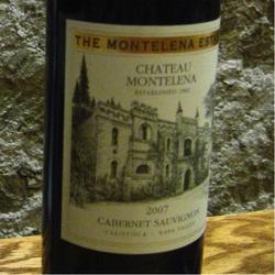 Montelena Estate Cabernet Sauvignon  Wine