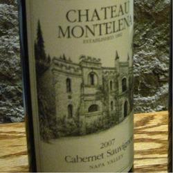 Chateau Montelena Cabernet Sauvignon  Wine