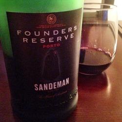 Sandeman Founder's Reserve Porto  Wine