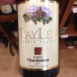 RayLen Chardonnay  Wine