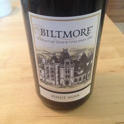 Biltmore Pinot Noir  Wine