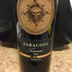 Saracosa Toscana  Wine