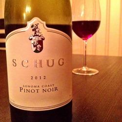 Schug Pinot Noir  Wine