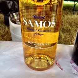 Kourtaki Muscat of Samos   Wine