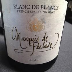 Marquis de Perlade Blanc de Blanc Brut  Wine