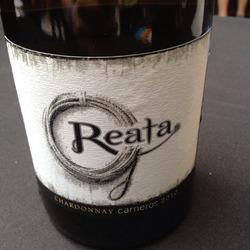 Reata Chardonnay  Wine