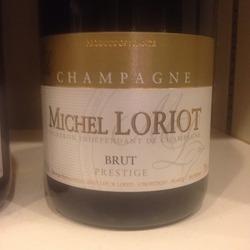 Champagne Michel Loriot Brut Prestige  Wine