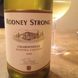 Rodney Strong Chardonnay  Wine