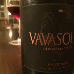 Vavasour Pinot Noir  Wine