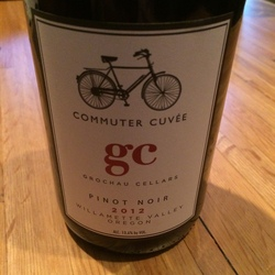 Grochau Cellars Commuter Cuvée  Wine