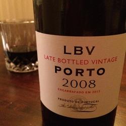 Offley LBV Porto  Wine