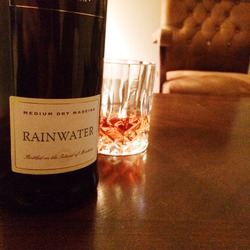 Blandy's Rainwater, Medium Dry  Wine