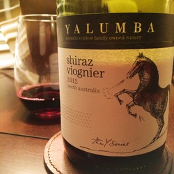 Yalumba Shiraz Viognier  Wine