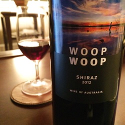 Woop Woop Shiraz  Wine