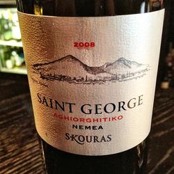 Skouras Saint George Greece Wine
