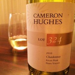 Cameron Hughes Lot 324 Chardonnay  Wine