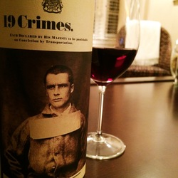 19 Crimes Shiraz Durif  Wine