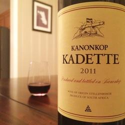 Kadette Pinotage  Wine