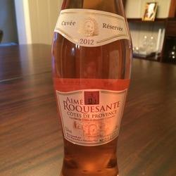 Aimé Roquesante Rosé  Wine