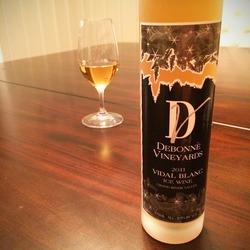 Vidal Blanc Ice Wine  Wine